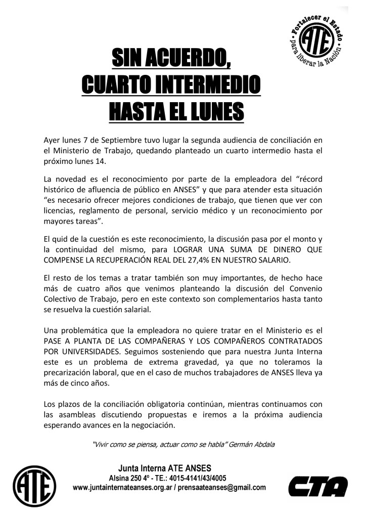 Sin Acuerdo (08-09-15)