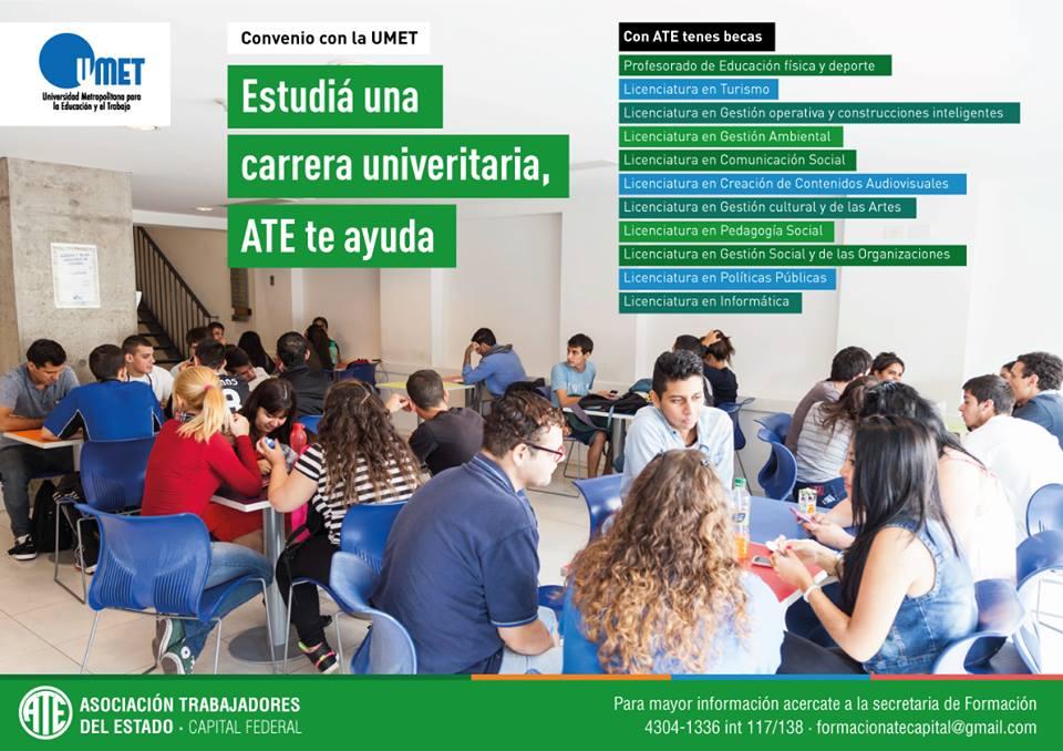 Convenio UMET - ATE Capital